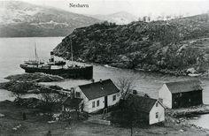 DigitaltMuseum - Neshavn Norway, Museum, Boat, Ship, Cabin, House Styles, Painting, Decor, Hardanger
