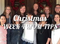 Good Morning Moms! :) Welcome to Christmas Week! It's finally here! Are you feeling stressed and worn out by all the demands of the season? Would you like some fresh ideas about how to slow down and enjoy your Jesus and your precious loved ones? Join us this week for some great tips to help you and your family to make the love of Christ the focus of this wonderful week!