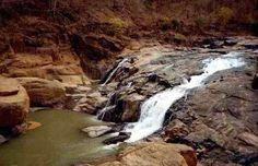 Waterfall - Phulbani area