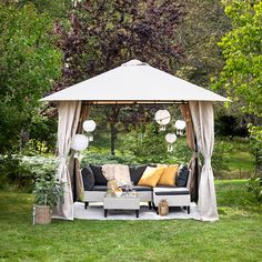 Outdoor Areas, Outdoor Structures, Getaway Cabins, Outdoor Furniture, Outdoor Decor, Gazebo, Outdoor Living, House, Backyard Designs
