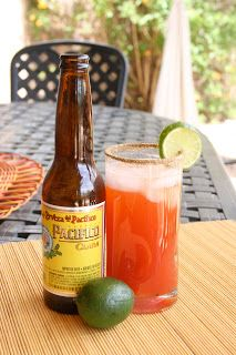 Micheladas recipe , good for the 5th mayo  celebrations...