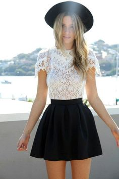 lace outfits for girls