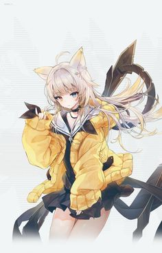 A passion for wolf girls. Anime Wolf, Diablo Anime, Animé Fan Art, Anime Ninja, Anime Devil, Anime Wallpaper Phone, Cosplay Anime, Anime People, Animal Ears