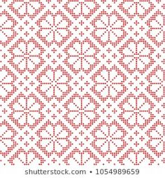 Cross Stitch Designs, Cross Stitch Patterns, Bead Crochet Rope, Crochet Diagram, Fair Isle Knitting, Tapestry Crochet, Knitting Charts, Cross Stitch Embroidery, Quilt Blocks
