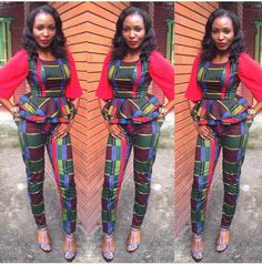 Top Ten Beautiful and Unique Ankara Styles to Rock  Dabonke