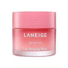 Laneige Lip Sleeping Mask - Korean Skin Care Routine for Combination Skin Skin Care Regimen, Skin Care Tips, Berry, Lip Sleeping Mask, Korean Skincare Routine, Asian Skincare, Good Massage, Laneige, Diy Beauty