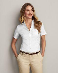 Wrinkle-free Short-sleeve Shirt | Eddie Bauer