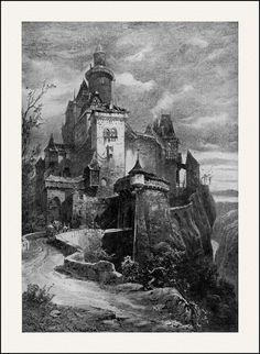 Elphaba's Castle