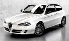 Alfa Romeo 147 C'N'C CoSTUME NATIONAL (2007)