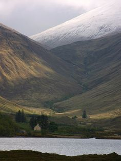 Scotland  Want to go so bad, need to get here.