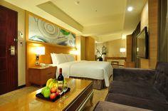 我們的一大床雙人房08房型, 風尚而典雅. -  Superior Double Room. Arsma Hotel