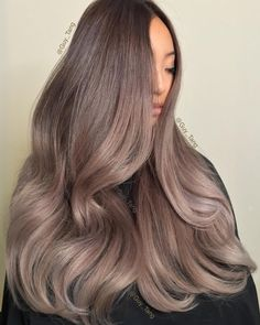 Throwback! Violet Metallic creates natural smoky pearl tones #metallicobsession @kenraprofessional by guy_tang You can follow me at @JayneKitsch