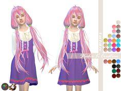 Animate hair 66 - Anzu (kids)