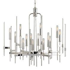 Hudson Valley Lighting 9916 Bari 16 Light Chandelier | ATG Stores