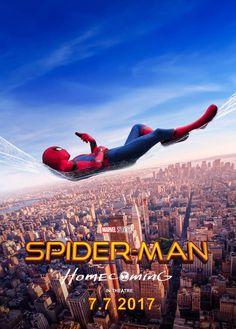 Spiderman Homecoming 2017 Poster V2 by edaba7 on DeviantArt