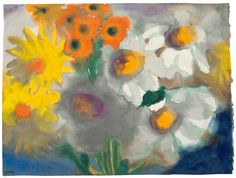 emil nolde - can it get any more beautiful?