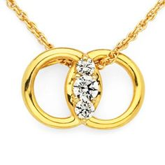 Diamond Marriage Symbol .25Ct by Ostbye. DMS/P25