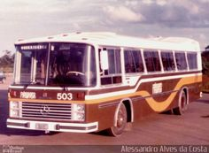 Empresa de Ônibus Pássaro Marron 503 por Alessandro Alves da Costa