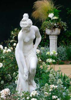Garden statue   classic garden
