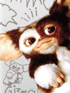 Movies & Co Les Gremlins, Gremlins Gizmo, Kid Movies, Scary Movies, Scooby Doo Images, Minion Baby, Movie Co, New Retro Wave, Cute Fantasy Creatures