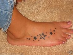 star tattoo - foot photo bmepb378053.jpg