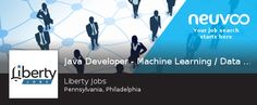 RT http://twitter.com/NeuvooITPhilly/status/684521155550679041 … #Java #Developer - Machine Learning / Data Collection - NoSQL http://neuvoo.com/job.php?id=wqga9jvt82&source=twitter&lang=en&client_id=136&l=Philadelphia%2C+Pennsylvania%2C+US&k=Java+Developer+-+Machine+Learning+%2F+Data+Collection+-+NoSQL …