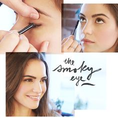Master the Smoky Eye