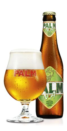 PALM N•A / Voor alcoholvrij genieten van de harmonie tussen de honingzachte PALM-mouten en de fijne aromahoppen uit Kent.