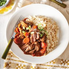 Beef recipe simmered in Korean - Food & Drinks - Recette Boeuf - Beef Asian Recipes, Beef Recipes, Ethnic Recipes, Yummy Recipes, Confort Food, Korean Food, Freezer Meals, Japchae, Risotto