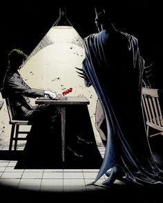 "comicbookvault: "" THE KILLING JOKE (1988) By Brian Bolland """