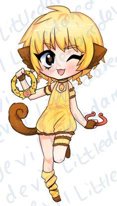 Tokyo Mew Mew/Mew Mew Power Pudding Sticker by alliemattable on DeviantArt