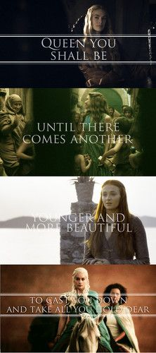 Queen you shall be... ~ Game of Thrones Fan Art
