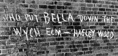 Anonymous graffiti