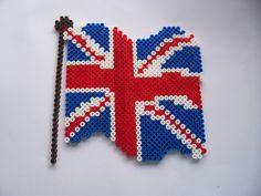 See each individual photo for bead & board information. Perler Beads Pegboard, Diy Perler Beads, Perler Bead Art, Pearler Beads, Hama Beads Patterns, Beading Patterns, Union Jack, Bead Crafts, Crafts To Make
