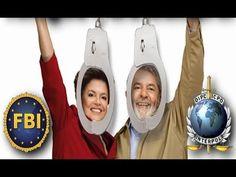 TRUMP vai mandar o FBI e INTERPOL prender Lula e Dilma roubaram milhares...
