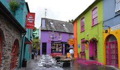 ¿Dudas entre pueblo o ciudad? ¡Encuentra en este post información acerca de dónde vivir en Irlanda!