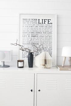 "Ikea ""PS"" cabinet"