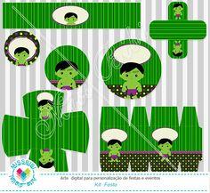 festa tema hulk - Pesquisa Google