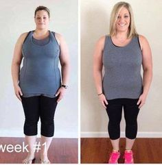 I have lost 49lbs 4 sizes and I have gained major confidence! In just a little over 7 months! Started with a 24 Day Challenge and continued and continued on products because they WORK!!!-Michelle Swierczek