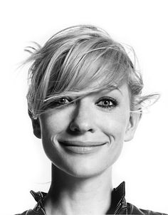 Cate Blanchett - muse!