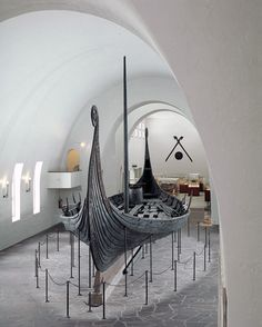 Viking Ship Museum in Oslo, Norway: One of the many reasons to visit that amazing country