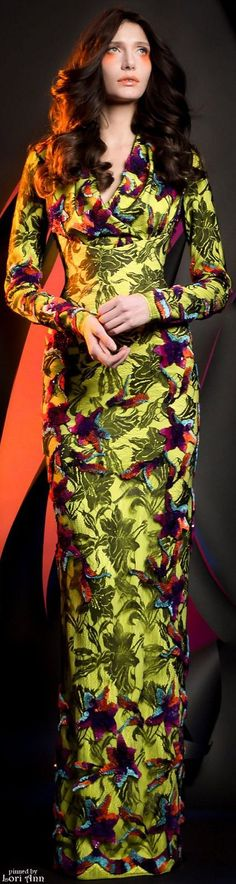 Julien Fournié Couture Spring 2016
