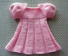 knitted American Girl 18 inch doll Pleated summer by KNITnPLAY sweet PDF knitting patternsfor AG dolls on this site, Knitting Patterns on Craftsy .Baby Crochet Patterns Part 24 - Beautiful Crochet Patterns and Knitting PatternsThis Pin was discovered Doll Dress Patterns, Clothing Patterns, Types Of Pleats, Knitted Dolls, Knitting For Beginners, Baby Sweaters, 18 Inch Doll, Girl Doll Clothes, Baby Knitting Patterns