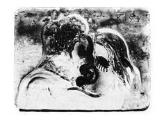 David Lynch - A Parting Kiss, 2007 Lithographie (66 x 86, 5 cm)