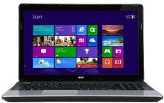 Acer Aspire E1 15.6-inch Laptop – Black/Silver (Intel Core i3 3110M 2.4GHz, 4GB RAM, 500GB HDD, DVDSM DL, LAN, WLAN, Webcam, Integrated Graphics, Windows 8 64-bit) | £352.95
