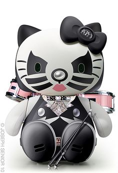 KISS Hello Kitty