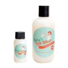 Ruby's Red Wash - Natural Stain Remover - Jade and Pearl