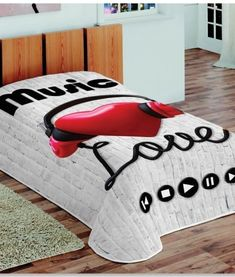 Deka na postel s napisom Love Music (1) Kids Rugs, Home Decor, Music, Homemade Home Decor, Kid Friendly Rugs, Decoration Home, Nursery Rugs, Interior Decorating