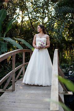 Vestido de noiva Carol Hungria estilo romântico – Empório Lulu