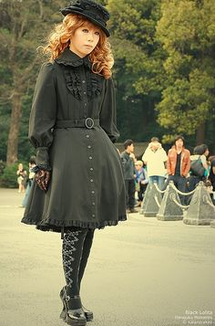 wikiHow to Be a Gothic Lolita -- via wikiHow.com    you must read this! :)